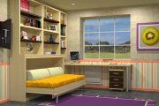 односпальная шкаф-кровать 582