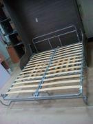 StudioFlat 140 см шкаф-кровать диван