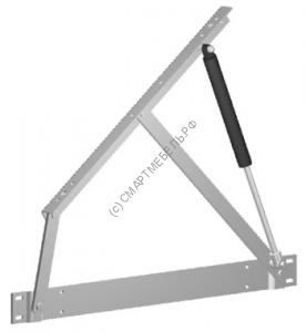 Механизм подъема кровати 559 (36°)с газлифтами 800Н